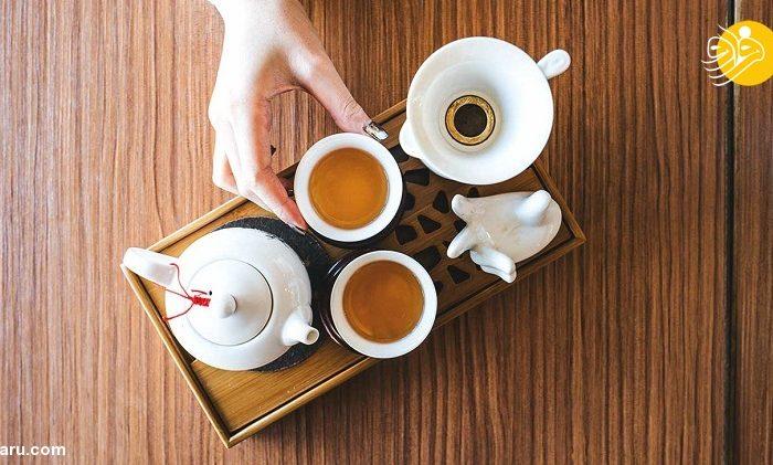 چای سبز بنوشیم یا سیاه؛ میزان کالری یک فنجان چای چقدر است؟